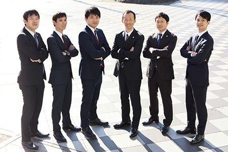 2020年企業法務チームの弁護士