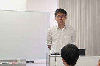 小林弁護士のセミナーの様子2