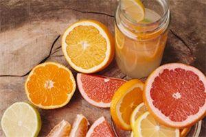 オレンジジュース、グレープフルーツジュース