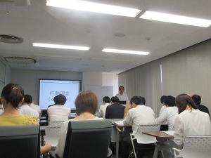 2019年経営会議の大澤代表の挨拶