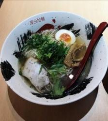 屋台拉麺一's 稲毛本店のラーメン